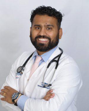 Dr. Adil Manzoor Volunteer Doctor