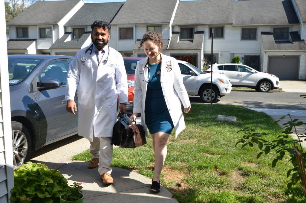 Garden State Street Medicine Doctors Volunteering